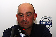 DURBAN - 7 January 2014 - Thomas Bjørn speaks at a press conference in the run up to the Volvo Golf Champions event set to tee off at the Durban Country Club on January 9 and finish on January 12. Picture: Allied Picture Press/APP