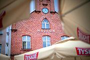 Ratusz, obecnie Muzeum Ziemi Kościerskiej.