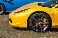 Ferrari f458 - Custom Cars & Coffee November 2014