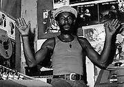Lee Scratch Perry's Black Ark Studio - Kingston jamaica 1978