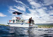 Scuba diving in Hawaii, Big Island