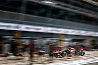 MOTORSPORT - F1 2013 - GRAND PRIX OF ITALIA - MONZA (ITA) - 05 TO 08/09/2013 - PHOTO FRANCOIS FLAMAND / DPPI - GROSJEAN ROMAIN (FRA) - LOTUS E21 RENAULT - ACTION