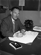 15/06/56<br /> 06/15/56<br /> 15 June 1956<br /> <br /> Mr Maunsell, Biscuit Factory, Santry