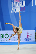 Margarita Mamun was born 1 November 1995 in Moscow, Russia, she is a retired Russian individual rhythmic gymnast.<br /> In Rio Olympic games 2016 won the gold medal in All-around.