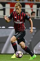 Keisuke Honda Milan<br /> Milano 20-09-2016 Stadio Giuseppe Meazza - Football Calcio Serie A Milan - S.S. Lazio. Foto Giuseppe Celeste / Insidefoto