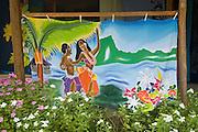Pareaus, Moorea, French Polynesia