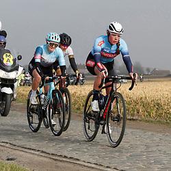 27-02-2021: Wielrennen: Omloop Het Nieuwsblad - Vrouwen: Gent: Claudia Jongerius