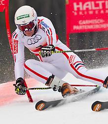 16.02.2011, Kandahar, Garmisch Partenkirchen, GER, FIS Alpin Ski WM 2011, GAP, Teambewerb, im Bild Taina Barioz (FRA) during Team Event Fis Alpine Ski World Championships in Garmisch Partenkirchen, Germany on 16/2/2011. EXPA Pictures © 2011, PhotoCredit: EXPA/ J. Groder