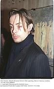 Alex Parker. Bloody Women Drivers film opening. Metro Cinema, London. 9/12/96. Film 96808f5<br />© Copyright Photograph by Dafydd Jones<br />66 Stockwell Park Rd. London SW9 0DA<br />Tel 0171 733 0108