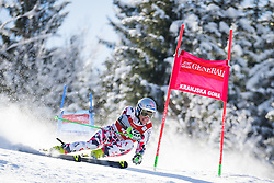 Christoph Noesig (AUT) competes in 1st Run during Men Giant Slalom race of FIS Alpine Ski World Cup 55th Vitranc Cup 2015, on March 4, 2016 in Kranjska Gora, Slovenia. Photo by Ziga Zupan / Sportida