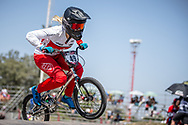 w49/ at round 8 of the 2018 UCI BMX Supercross World Cup in Santiago del Estero, Argentina.