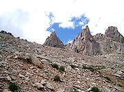Qu Er Shan mountains