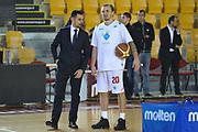 DESCRIZIONE : Roma LNP A2 2015-16 Acea Virtus Roma Mens Sana Basket 1871 Siena<br /> GIOCATORE : Alan Voskuil<br /> CATEGORIA : pregame<br /> SQUADRA : Acea Virtus Roma<br /> EVENTO : Campionato LNP A2 2015-2016<br /> GARA : Acea Virtus Roma Mens Sana Basket 1871 Siena<br /> DATA : 06/12/2015<br /> SPORT : Pallacanestro <br /> AUTORE : Agenzia Ciamillo-Castoria/G.Masi<br /> Galleria : LNP A2 2015-2016<br /> Fotonotizia : Roma LNP A2 2015-16 Acea Virtus Roma Mens Sana Basket 1871 Siena