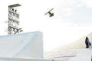 Henrik Harlaut during Men's Ski Big Air Eliminations at 2017 X Games Norway at Hafjell Alpinsenter in Øyer, Norway. ©Brett Wilhelm/ESPN