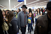 Tomi Martin at a Justin Bieber buyout in Houston, TX during the My World Tour. (MANDATORY CREDIT:  Robert Caplin / PSG)  **EXCLUSIVE : DOUBLE SPACE RATES APPLY.  CALL 646.325.3221 PRIOR TO PUBLICATION** Tomi Martin<br /> <br /> Photo © Robert Caplin<br /> robert@robertcaplin.com