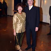 Premiere musical Sinatra Bussum, Sjoukje Hooymayer en haar man Rene Lobo