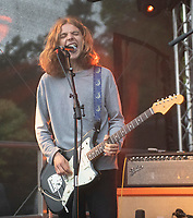 The wytches live at the Bigfoot Festival Ragley Hall Warwickshire one of the first festivals to open successfully in 2021,photo by Mark Anton Smith