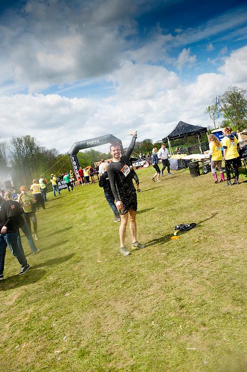 Tough Mudder - May 2012 - Northamptonshire - Warren Pole - Finish Line
