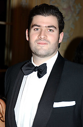 ZAFAR RUSHDIE son of writer Salman Rushdie at the Conde Nast Traveller magazine Tsunami Appeal Dinner at the Four Seasons Hotel, Hamilton Place, London W1 on 2nd March 2005.<br />