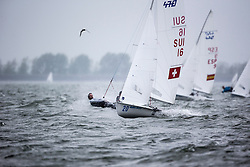Medal Race 470 MEN. Johan Molund and Sebastian Östling have won the Delta Lloyd Regatta  2015 in the 470 MEN (26/30 May 2015). Medemblik - the Netherlands.