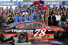 Monster Energy NASCAR Cup Series Kobalt 400- March 12
