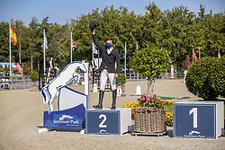 Wauters Louis, BEL<br /> Belgian Championship 6 years old horses<br /> SenTower Park - Opglabbeek 2020<br /> © Hippo Foto - Dirk Caremans<br />  13/09/2020