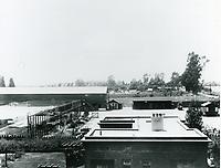 1915 Clune Studios on Melrose Ave & Bronson Ave.