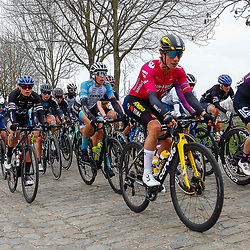 04-04-2021: Wielrennen: Ronde van Vlaanderen (Vrouwen): Oudenaarde<br />Marianne Vos;