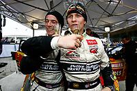 MOTORSPORT - WORLD RALLY CHAMPIONSHIP 2010 - WALES RALLY GB / RALLYE DE GRANDE-BRETAGNE - CARDIFF (GBR) - 11 TO 14/11/2010 - PHOTO : ALEXANDRE GUILLAUMOT / DPPI - <br /> PETTER SOLBERG (NOR) / CHRIS PATTERSON (GBR) - CITROËN C4 WRC - PETTER SOLBERG WORLD RALLY TEAM - AMBIANCE