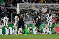 Gol Kylian Mbappe Monaco Goal celebration <br /> Torino 09-05-2017 Juventus Stadium Football Calcio Champions League 2016/2017 semifinal Juventus - Monaco . Foto Filippo Alfero Insidefoto