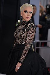 Lady Gaga attends the 60th Annual GRAMMY Awards at Madison Square Garden on January 28, 2018 in New York City, NY, USA. Photo by Lionel Hahn/ABACAPRESS.COM