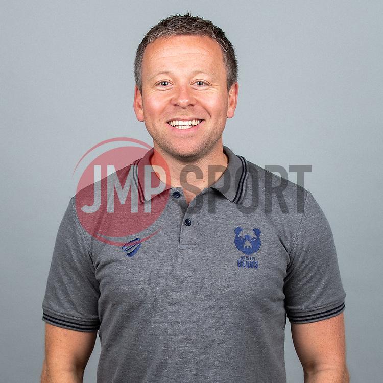 Craig Capel - Robbie Stephenson/JMP - 01/08/2019 - RUGBY - Clifton Rugby Club - Bristol, England - Bristol Bears Headshots 2019/20