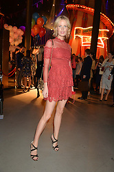 CAROLINE WINBERG at 'The World's First Fabulous Fund Fair' in aid of the Naked Heart Foundation hosted by Natalia Vodianova and Karlie Kloss at The Roundhouse, Chalk Farm Road, London on 24th February 2015.