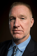 Chris Mullens during the Naismith Memorial 2014 Basketball Hall of Fame Class Announcement at the Omni Hotel in Dallas, Texas on April 7, 2014. (Cooper Neill)
