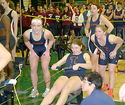 Photography by Kevin Eatinger of Chicago Indoor Rowing Championships 2015. Held at Chicago State University.