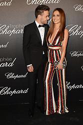 Cheryl Cole mit ihrem neuen Freund Liam Payne<br /> / CANNES FILMFESTIVAL 2016 - Chopard Trophee Ceremony Photocall im Hotel Grand Hyatt Martinez in Cannes am 12.05.2016<br /> Foto: BrauerPhotos © Oliver Walterscheid<br /> <br />  / action press
