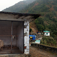 A sheep in a small village above McLeod Ganj in Northern India.<br /> Photo by Shmuel Thaler <br /> shmuel_thaler@yahoo.com www.shmuelthaler.com