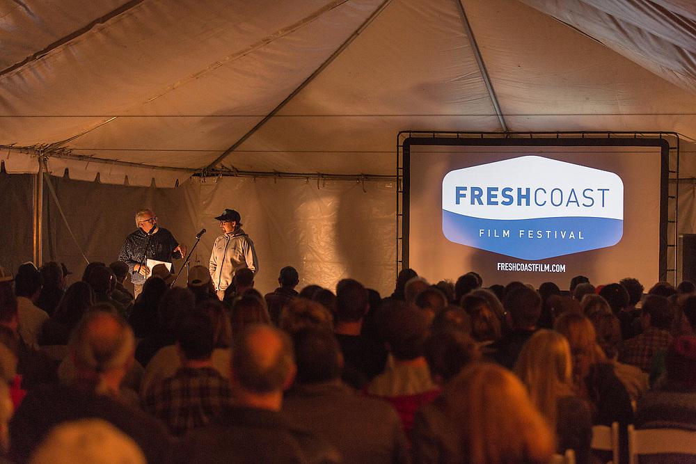 Fresh Coast Film Festival 2017 opening night