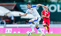 27 05 2016 Borderland stadium Kufstein AUT try out The Czech Republic vs Malta in Picture Patrik Schick CZE Patrik Schick of Czech Republic during The International Friendly international match Match between Czech Republic and Malta <br /> Norway only