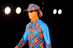 South Africa - Cape Town - 28 July 2020 -  Masa Mara  showing his garments at the Africa's first digital Menswear Fashion Week SAMWSS2021 in Silverline Studios in Cape Town. Photographer Ayanda Ndamane African News Agency(ANA)