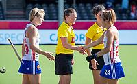 ANTWERP - BELFIUS EUROHOCKEY Championship.  women  England v Belarus (4-3) . WSP/ KOEN SUYK