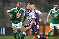 William Matheus - 28.02.2015 - Toulouse / Saint Etienne - 27eme journee de Ligue 1 -<br />Photo : Manuel Blondeau / Icon Sport