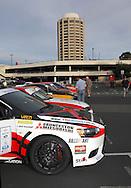 Day 1 Service.Targa Wrest Point 2009.Southern Tasmania.31st of January 2009.(C) Joel Strickland Photographics.
