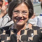 NLD/Terneuzen/20190831 - Start viering 75 jaar vrijheid, Gerdi Verbeet