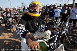 Okie Dokie Vintage Races put on by Go Takamine's Brat Style at West Point Off-Road Village, Kawagoe, Saitama, Japan. Tuesday, December 4, 2018. Photography ©2018 Michael Lichter.