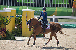 Davis Lucy, USA, Barron<br /> Olympic Games Rio 2016<br /> © Hippo Foto - Dirk Caremans<br /> 13/08/16
