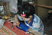 Myanmar Mandalay handcraft workshop