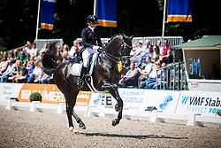 Scholtens Emmelie, NED, Desperado<br /> CHIO Rotterdam 2018<br /> © Hippo Foto - Sharon Vandeput<br /> 23/06/18