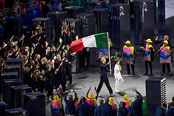 Italy, Opening ceremony<br /> Olympic Games Rio 2016<br /> © Hippo Foto - Dirk Caremans<br /> 05/08/16