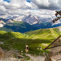 Hiking the Dolomites of Italy